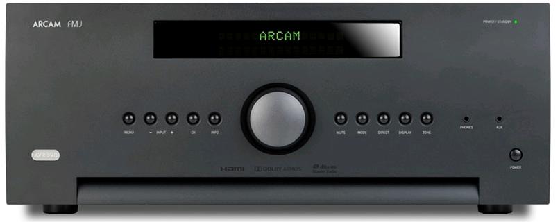 Arcam AVR390 Audio Video Receiver