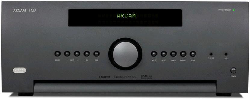 Arcam AVR550 AV Receiver