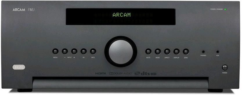 Arcam SR250 stereo receiver
