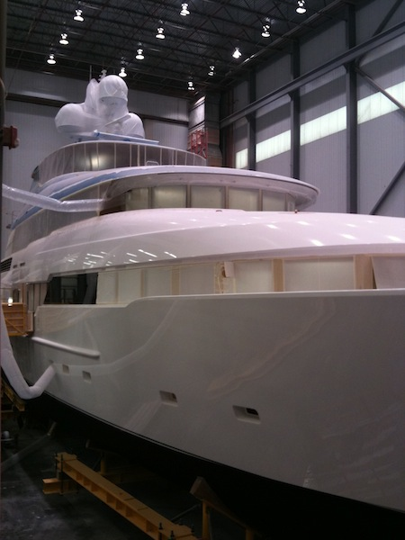 Projects - Yacht Seattle - 1