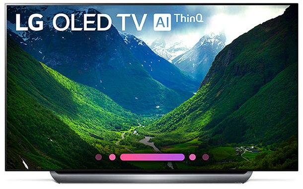LG 65 inch OLED 4K TV