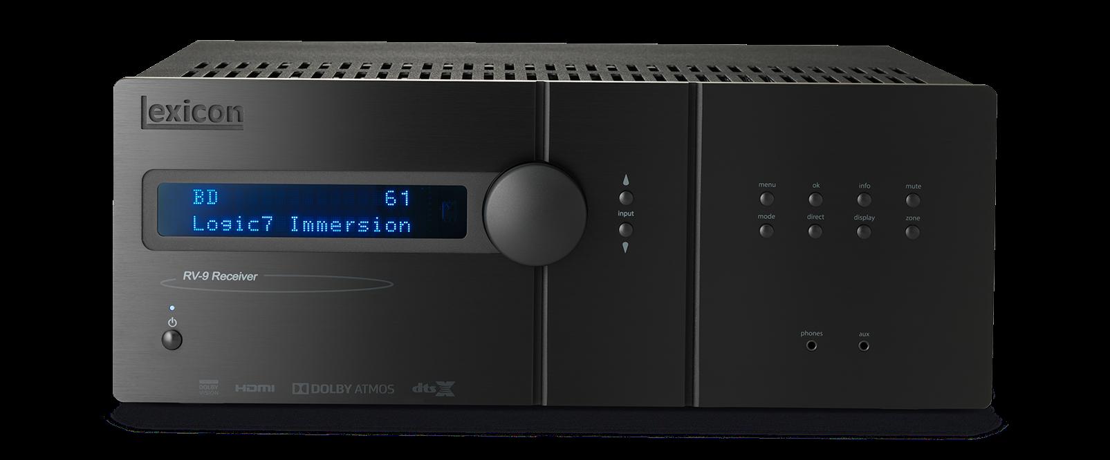 Lexicon RV 9 Audio Video Receiver