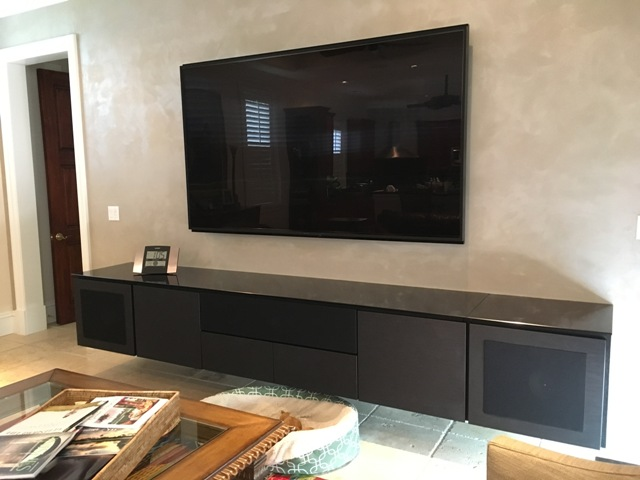 Sony OLED and Salamander cabinet 3