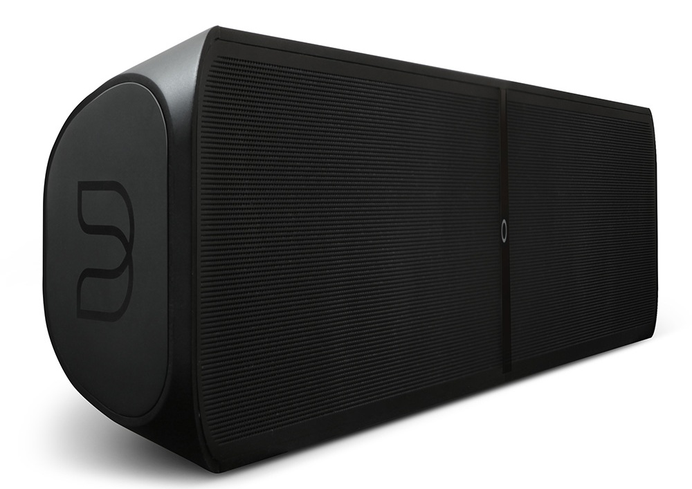 Bluesound Pulse Soundbar 2i black angle