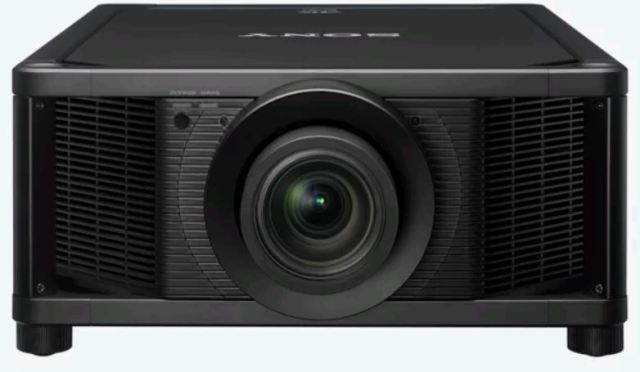 4K Sony Projector
