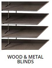Hunter Douglas Wood and Metal