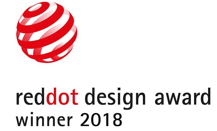 hunter Douglas Motorized Shades Red Dot Award