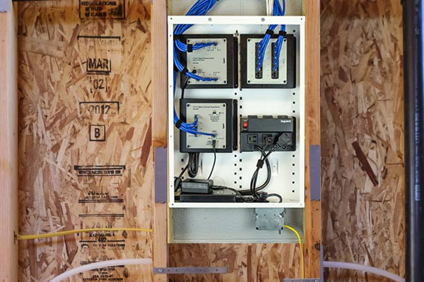 Residential - Structured Wiring