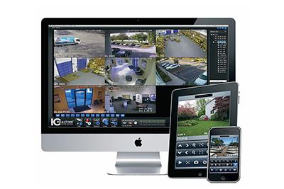 INI AV - Multi-Camera Monitoring Systems
