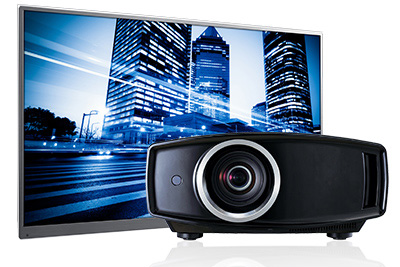 INI AV - Home Theater Projector and Screen