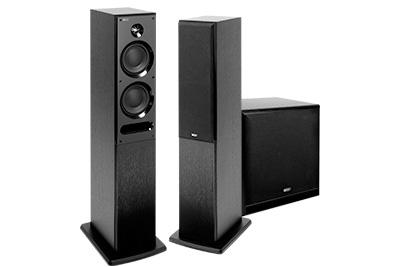 INI AV - Home Theater Surround Sound Speakers