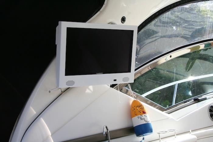 INI AV Gallery - Attitude Adjustment Marine Video Monitor