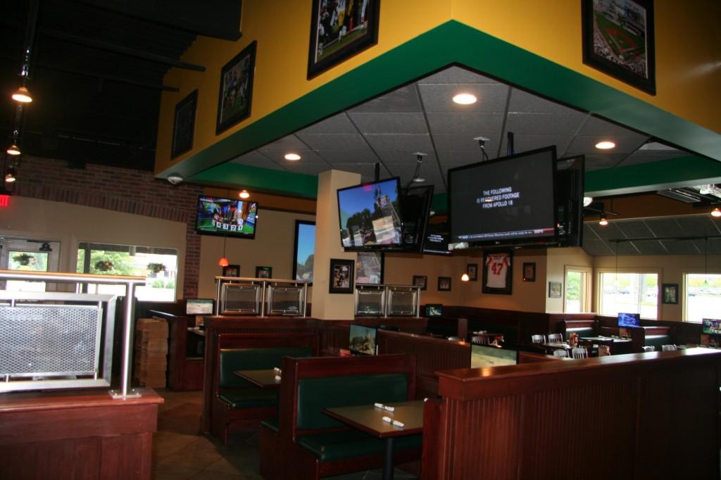INI AV Gallery - Dulles Green Turtle Center TVs