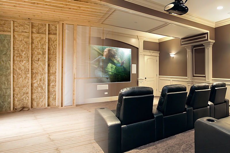 INI AV Home Theater Design Services