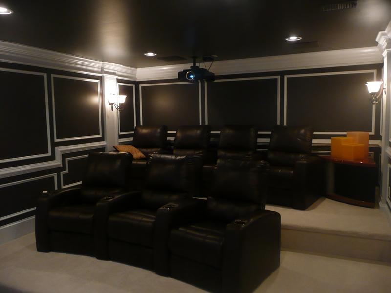 INI AV Gallery - Great Falls Theater Projector