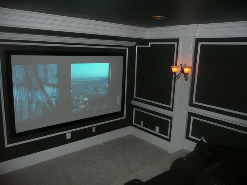 INI AV Gallery - Great Falls Theater Screen