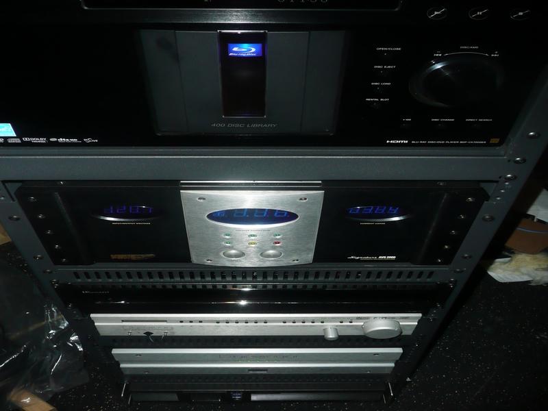INI AV Gallery - Great Falls Theater Blu-ray Player