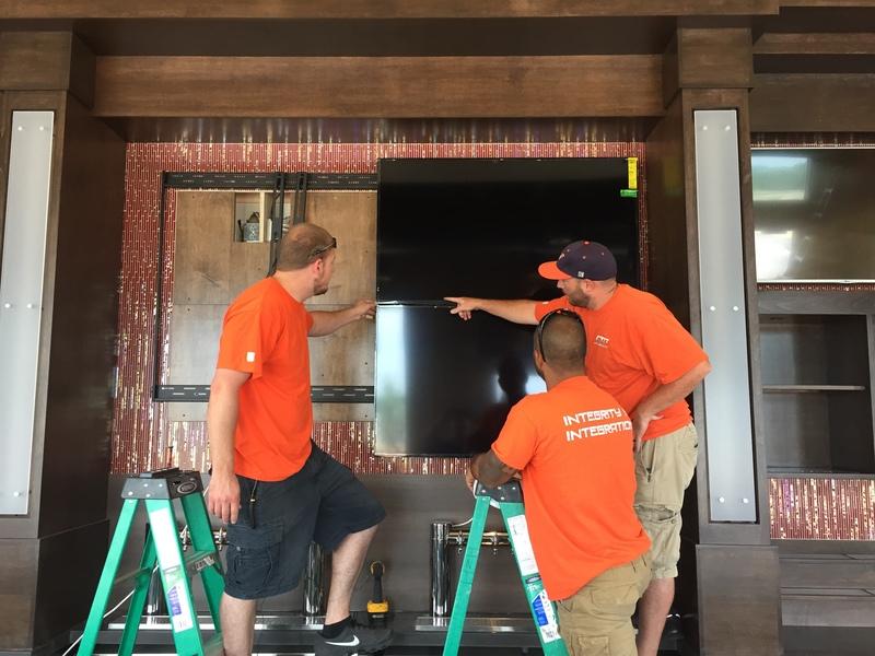INI AV - Gallery Boston's Ash Video Installation