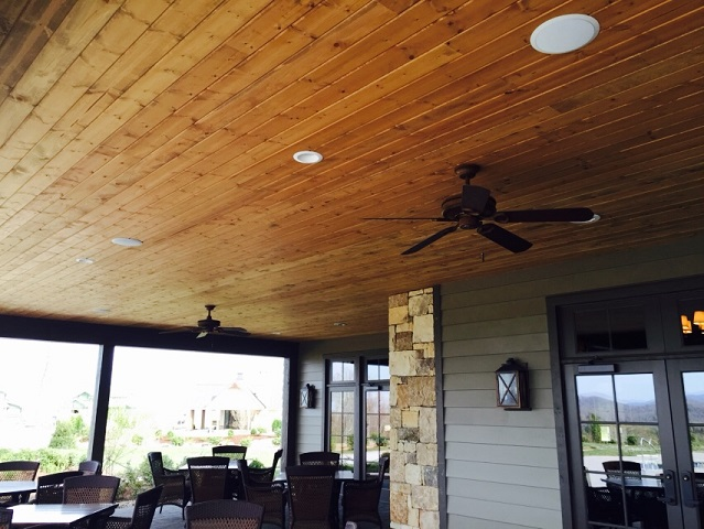 Clubhouse Patio Speakers