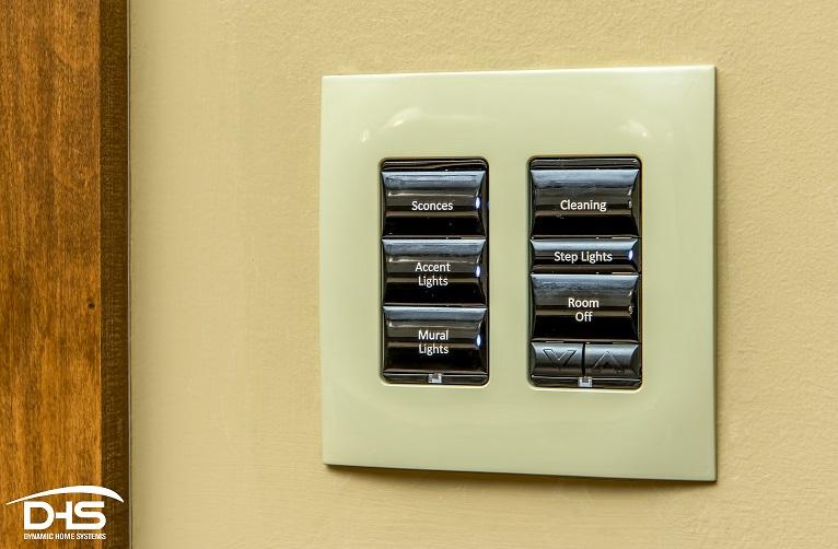 Lighting & Room Control Options