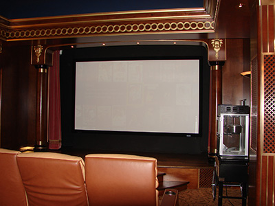 home theater - Home Theater Design Group