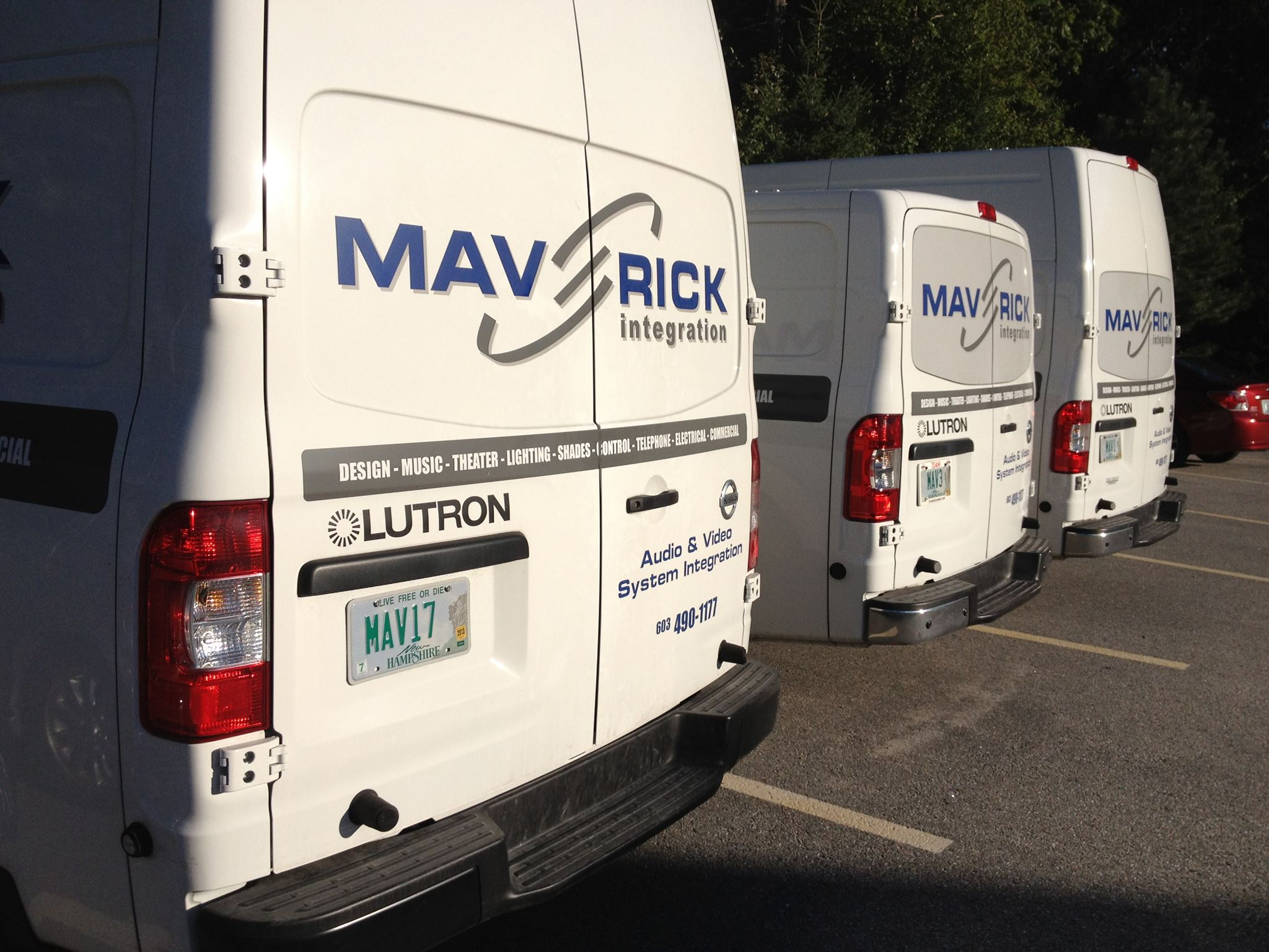 Maverick Vehicles