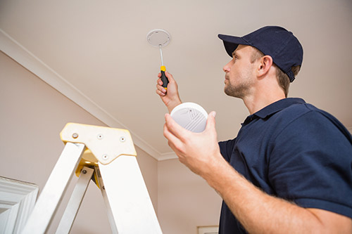 All Time Detection Residential - Fire Alarms