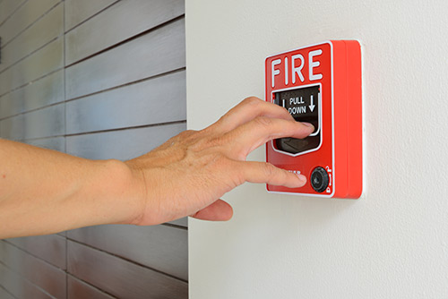 All Time Detection Commercial - Fire Alarm