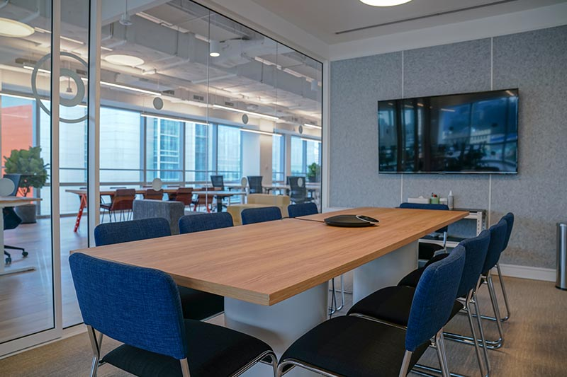 Commercial - Conference Rooms
