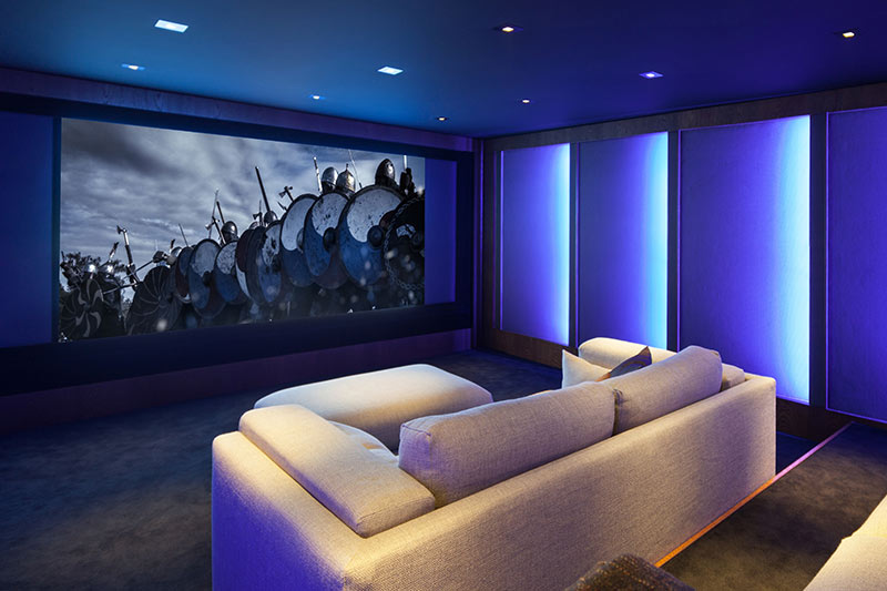 Residential - Home Theater