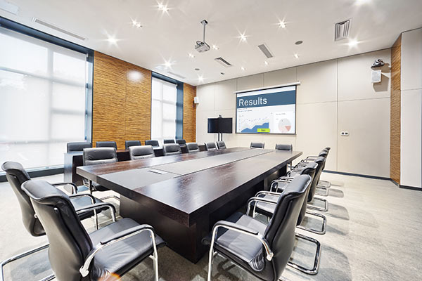 Commercial - Conference Room