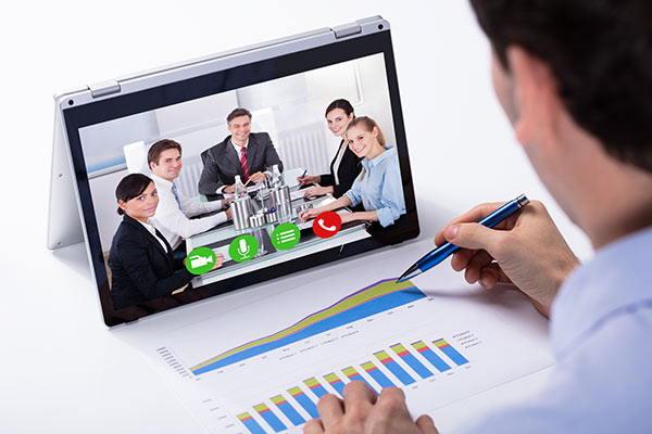 Commercial - Cloud Video Conferencing