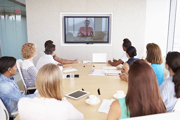 Commercial - Video Conferencing
