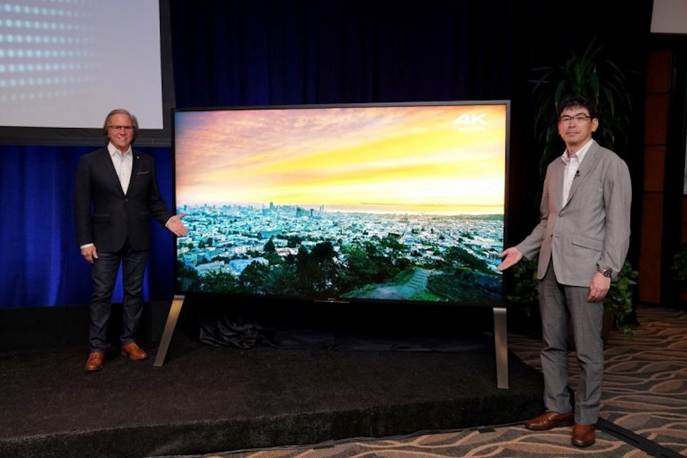 Electronics World - New Sony Z Series TVs