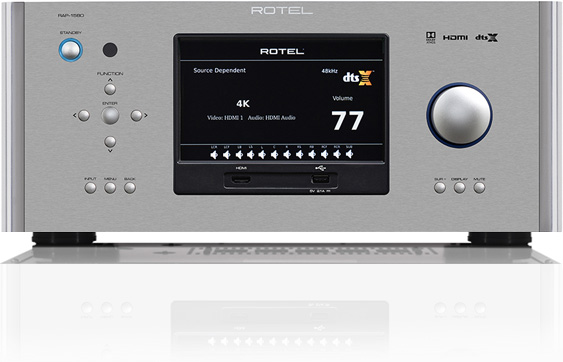Rotel RAP1580 Audio Video Receiver