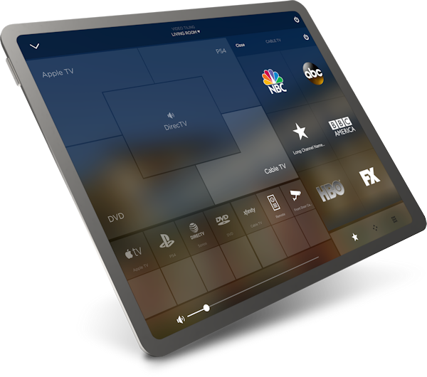 Savant Touch Pad