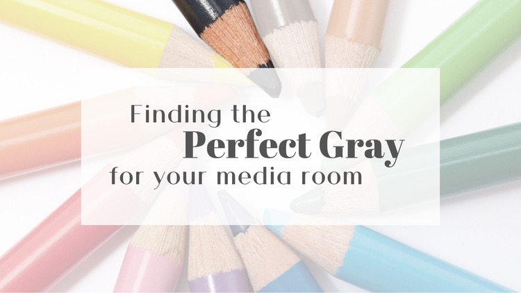 Choosing colors can be hard, and choosing a gray can feel impossible. We spoke with Amy Guess, Principal at BGI Design to get her input on great colors for Dallas media rooms or Frisco home theaters.