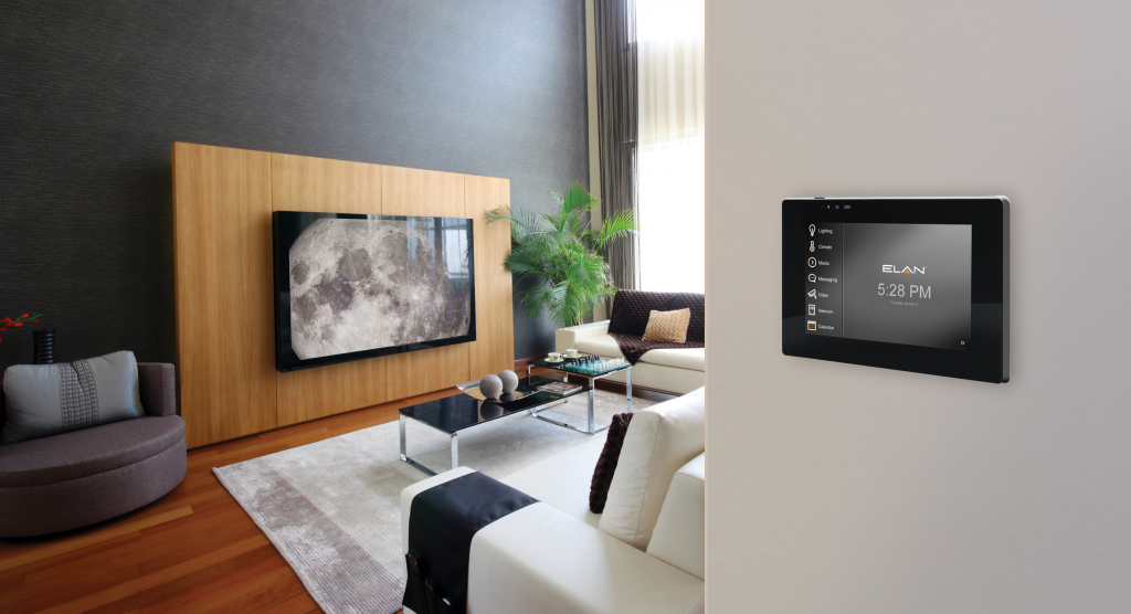 Elan Touchpanel smart home