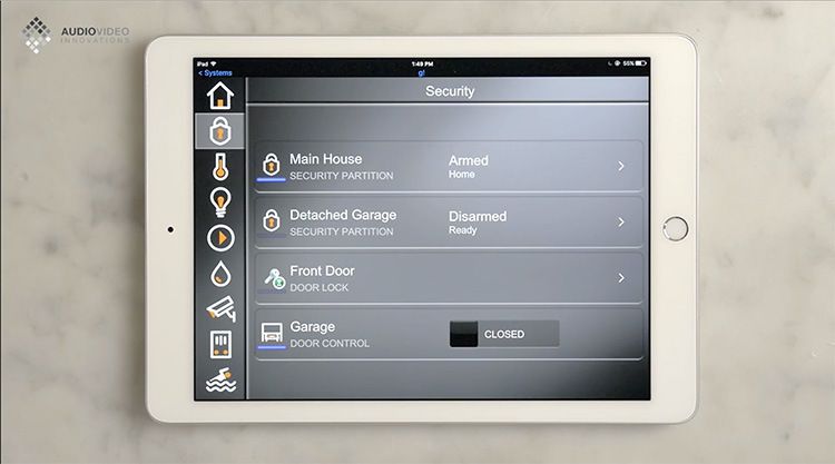Dallas Smart home features from Control4, ELAN, Lutron and Ring Pro to help you as your kid starts back to school.