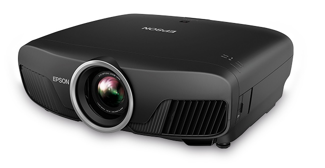 The Epson 6040 with 4Ke technology is the ideal projector for most McKinney home theaters.