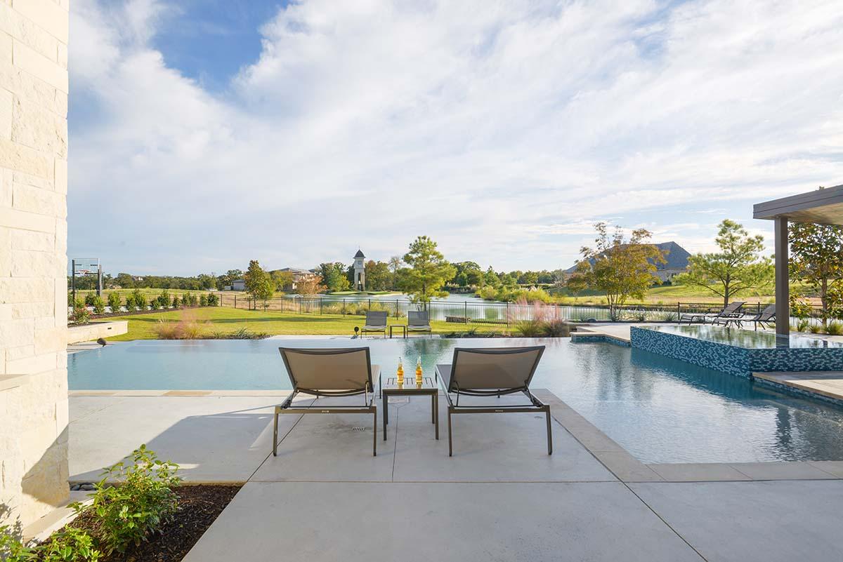 Flower Mound Modern Smart Home