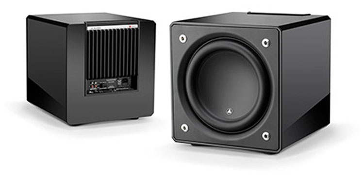 The JL Audio is a top subwoofer for Highland Park Home Theaters and media rooms. The F113 is fantastic as well for those with larger rooms or who want more impact.