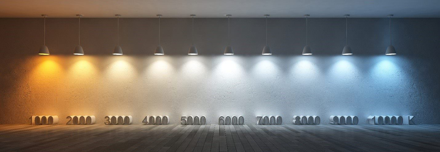 When searching for a replacement for a 60-watt incandescent bulb there are many things to consider. One of the most important is color temperature, measured in degrees Kelvin.