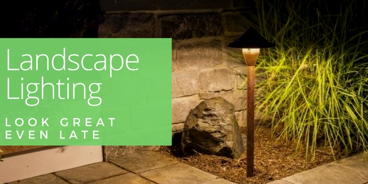 Title graphic for Dallas Landscape Lighting Coastal Source
