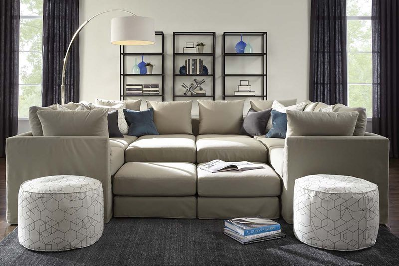 Superbe Media Room Sectional And Media Room Sofas Are Not The Same As Theater  Seating In Dallas