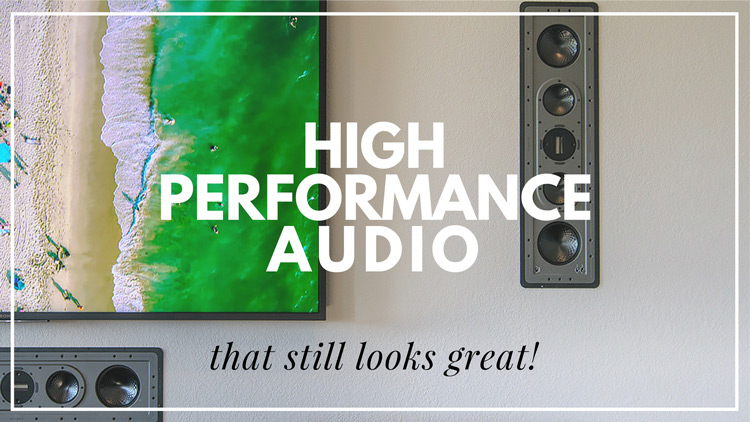 High Performance Audio isn't just for audiophiles, it is for everyone.