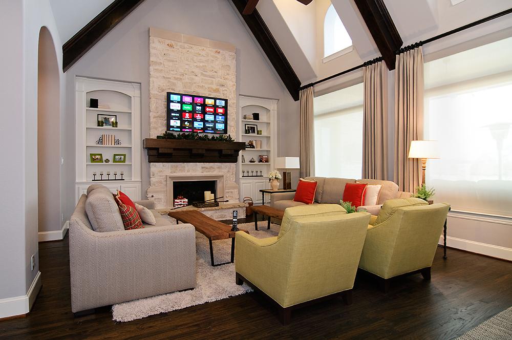 Craig Ranch Smart Home