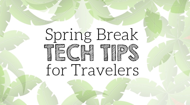 Everyone is traveling for Spring Break, and we have tips to help them enjoy their trip, including keeping their Dallas smart homes safe.