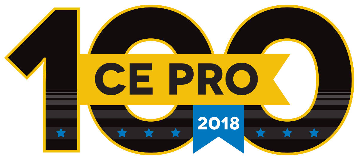 Audio Video Innovations joins the CE Pro 100 for 2018, a list of the 100 largest custom installation A/V companies in the USA.