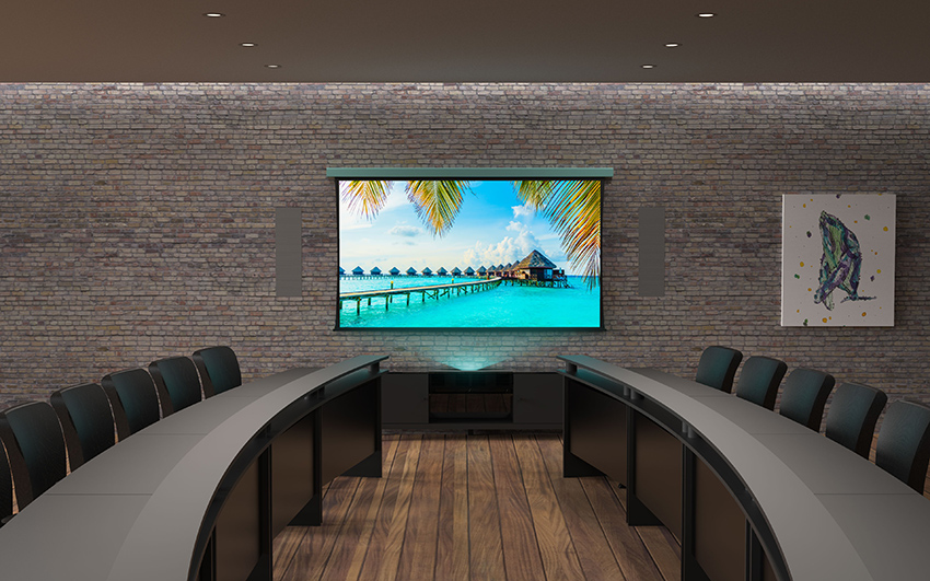 Screen Innovations projection screens in Dallas, TX are the leader in home theater screens. They are great for conference room projectors, home theater projectors, or media room projectors, such as Sony, LG and Epson.